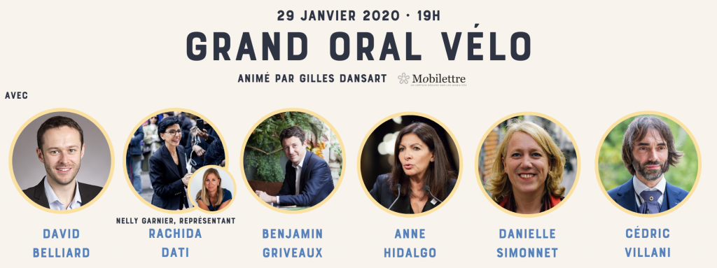 Candidats du Grand Oral